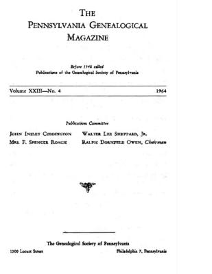 PGM Volume 23 Number 4