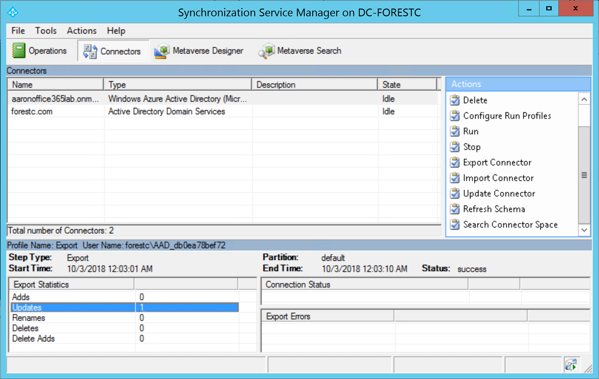 Sync Custom Attributes to Office 365 for Group-Based Licensing