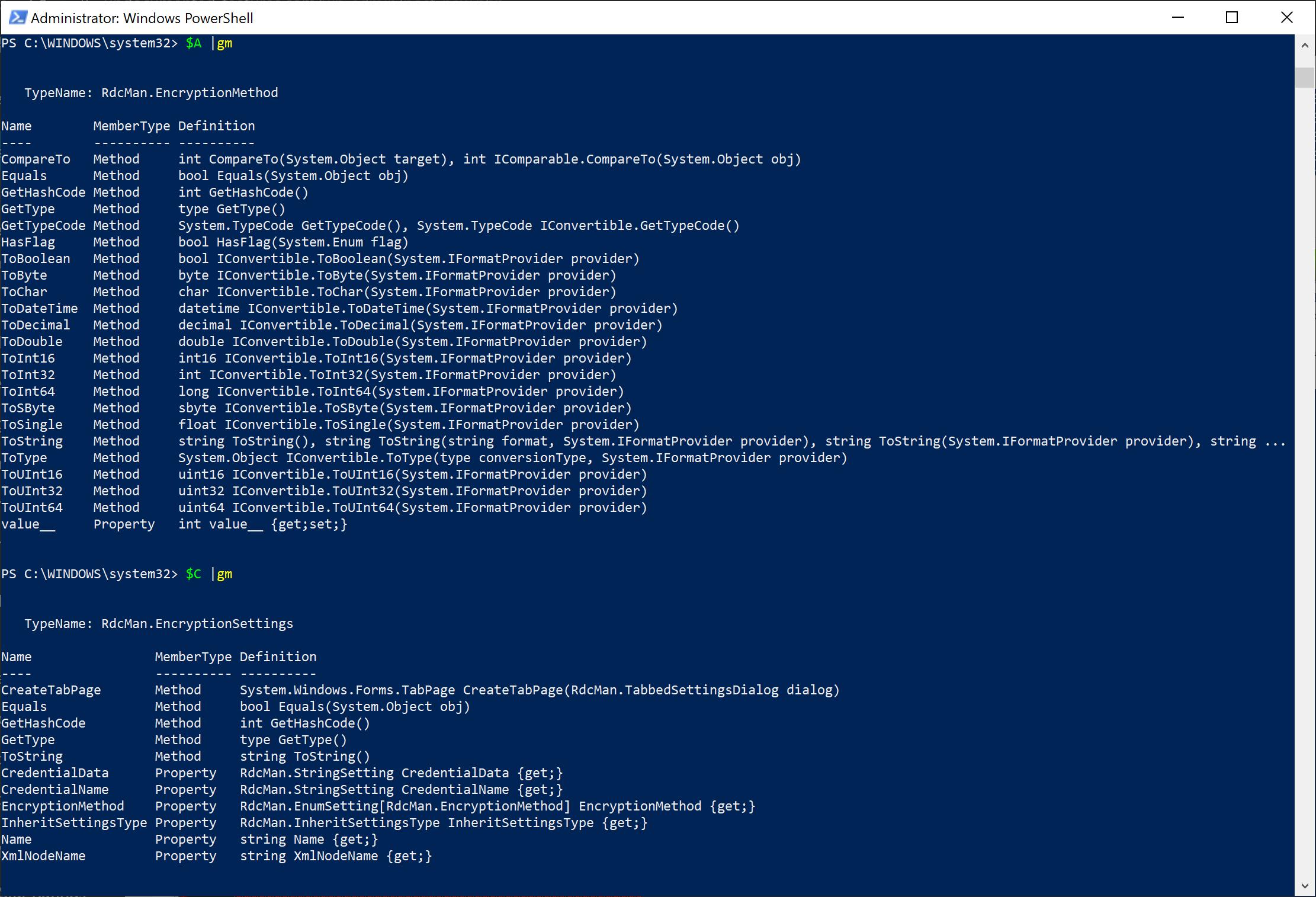 Decrypting Credentials Stored in Remote Desktop Connection Manager (RDCMan) .rdg