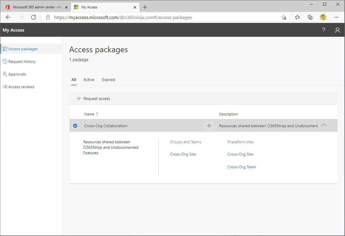 Cross-tenant Collaboration with Connected Organizations and Azure AD Entitlements - Hands On!