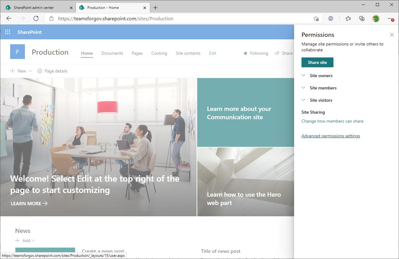 Building a SharePoint Video Portal - Site Customization