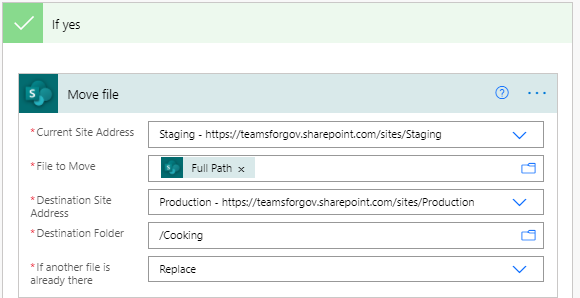 Building a SharePoint Video Portal - Approval Processing with Power Automate