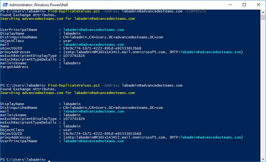 Update to Find-DuplicateValues script