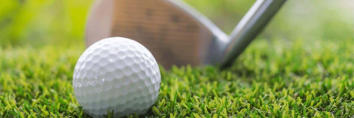 Day of Golf 2021 Webpage Header