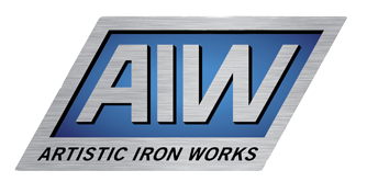 Artistic Iron Works Co. Logo