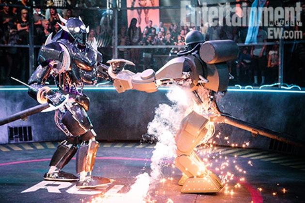 Robots Invade Syfy