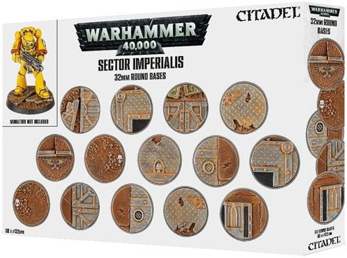 Sector Imperialis Base Set 3