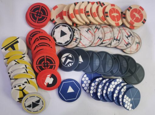 Order Tokens - Limited Art Edition 4