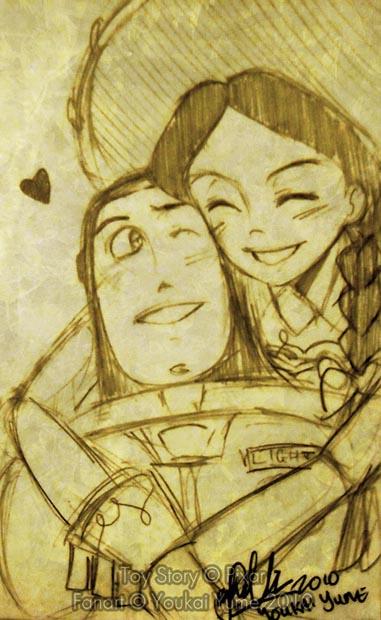 Buzz_Jessi__Howdy_Partner_by_YoukaiYume