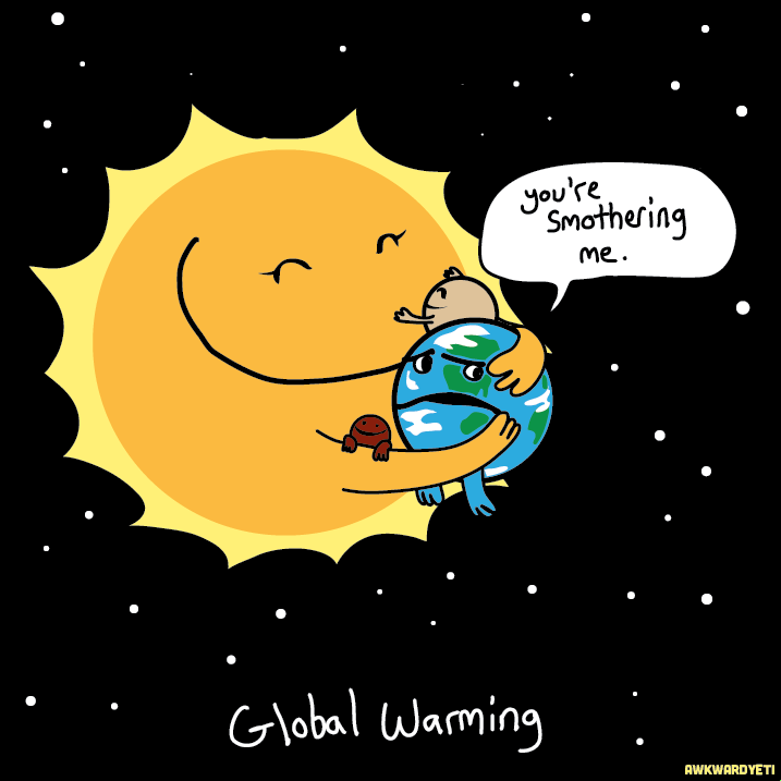 Funny Comics from Awkward Yeti