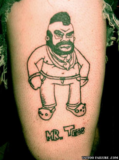 mr tees tattoo
