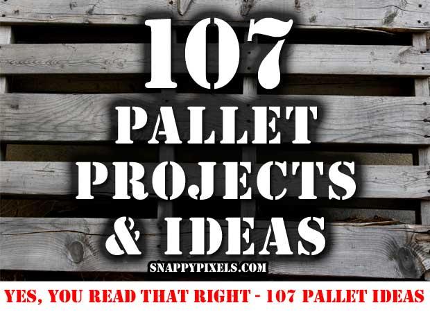 107-pallet-project-ideas