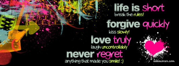 3347-never-regret-anything-that-made-you-smile