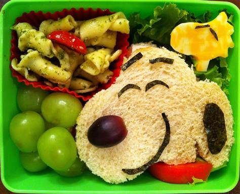 Fun and Creative School Lunches