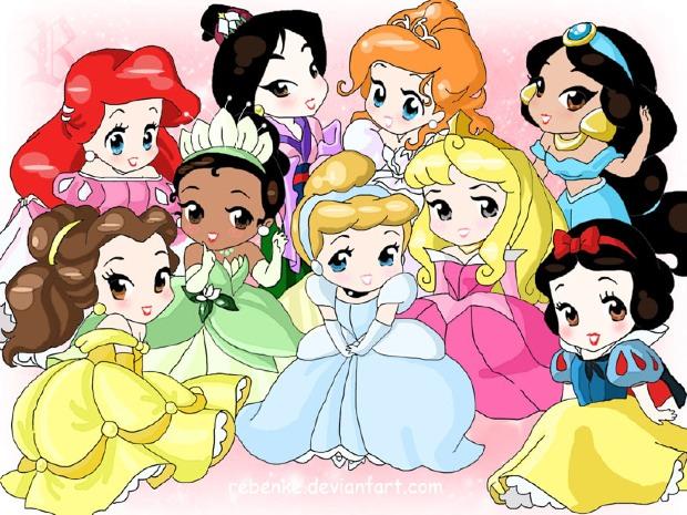 Chibi_Disney_Princesses_by_rebenke-picture