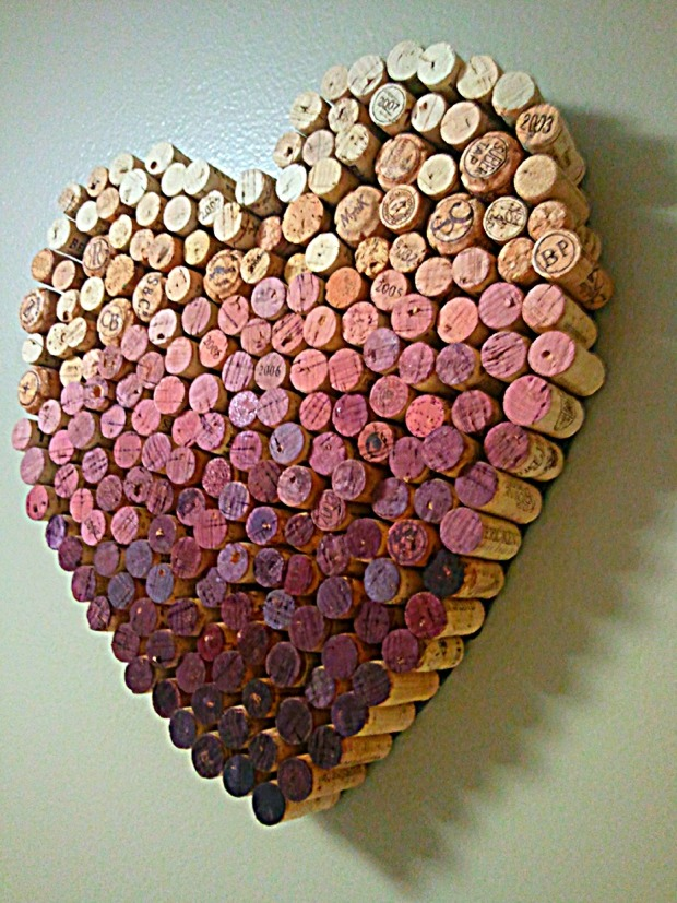 50 Great Ideas for DIY Wine Cork Craft Projects