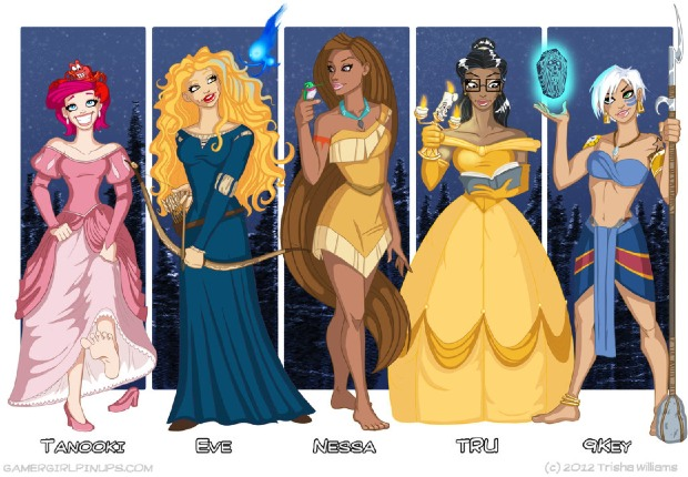 ggp_princesses_by_8ights-d6j9ac1-picture