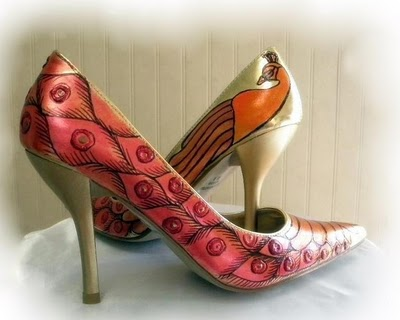 gold-shoe