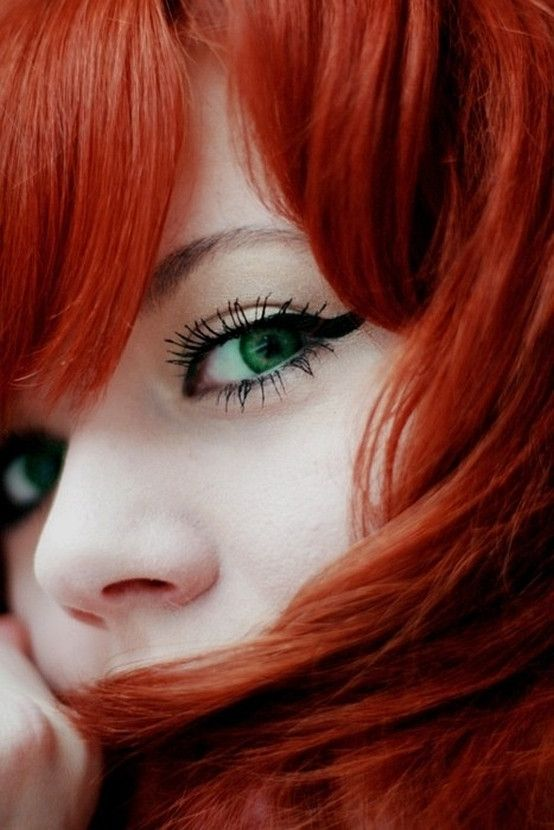 30 of the Most Beautiful Eyes from Women Around the World