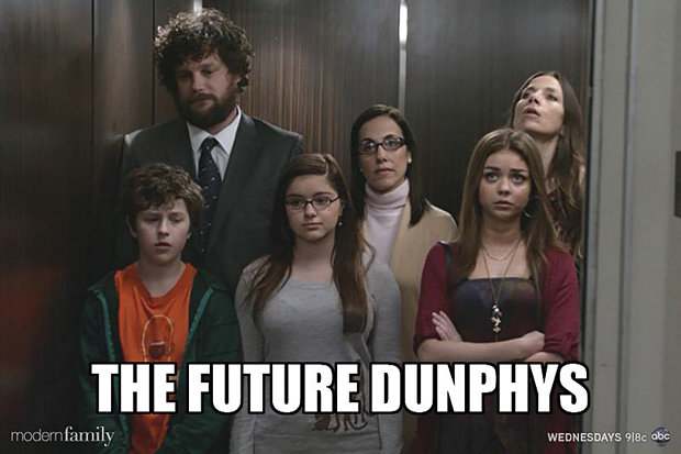 dunphy future-funny-modern-family-memes-8
