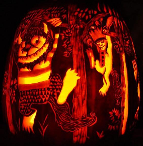 funny pumpkin12