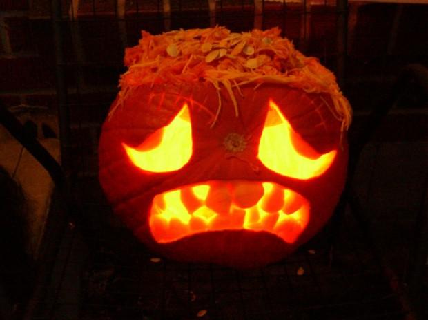funny pumpkin27