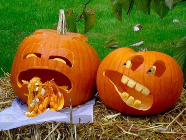 funny pumpkin4