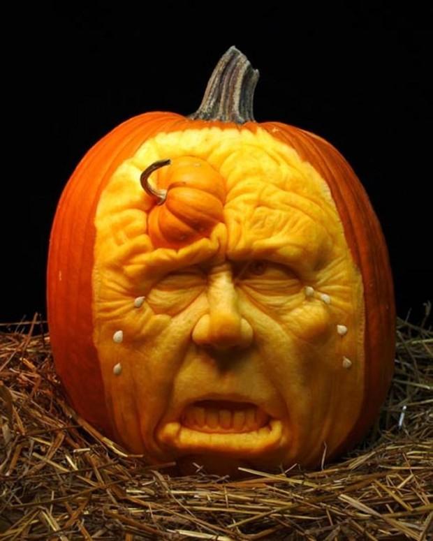 funny pumpkin45
