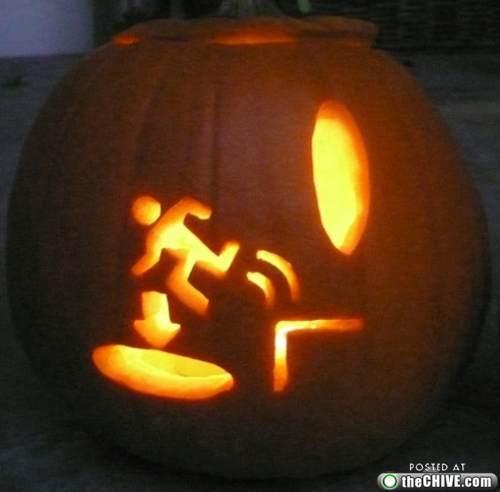 funny pumpkin50