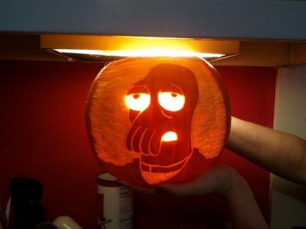 funny pumpkin9
