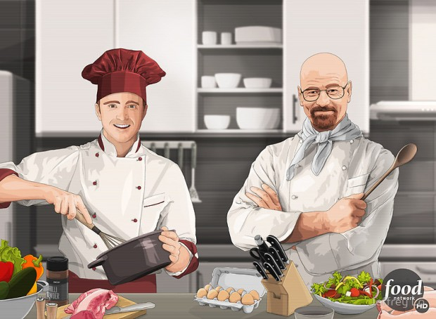 cooking bad