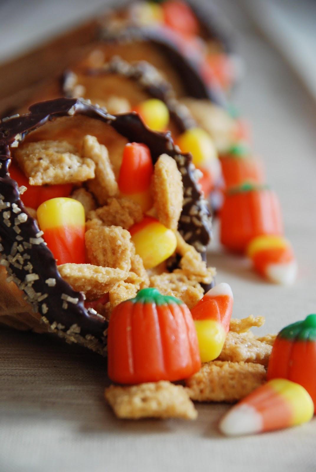 Creative, Fun DIY Edible Thanksgiving Desserts