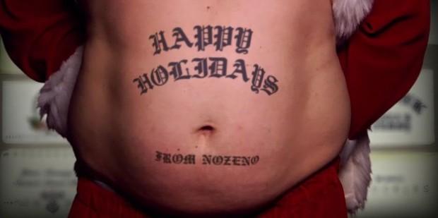Christmas Tattoo 27