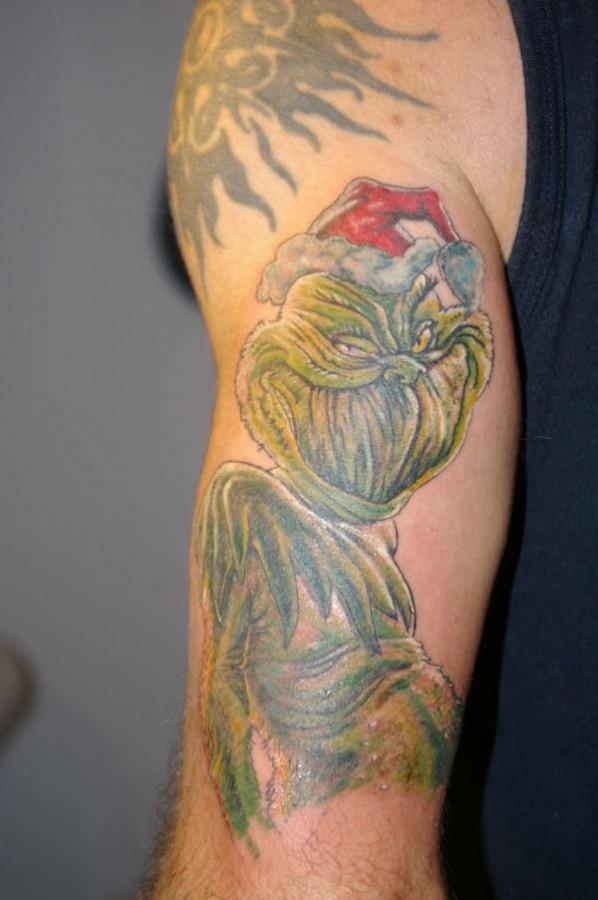 Christmas Tattoo 33