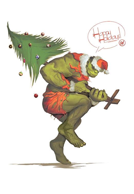 marvel-superhero-Christmas-Cards-12