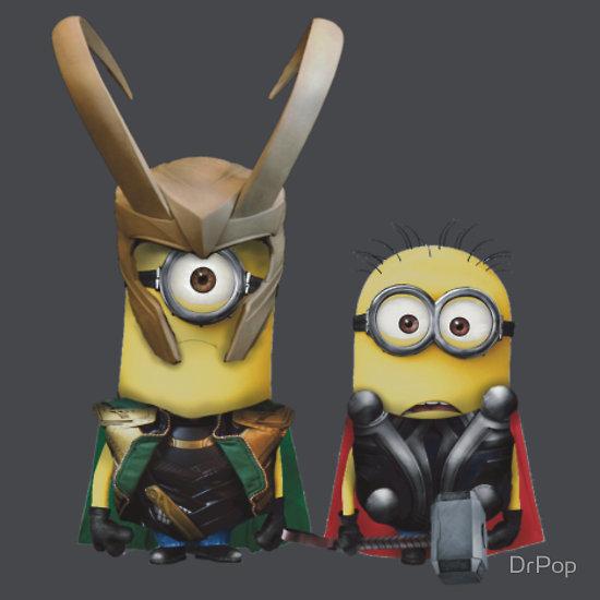 Thor & Loki Minions
