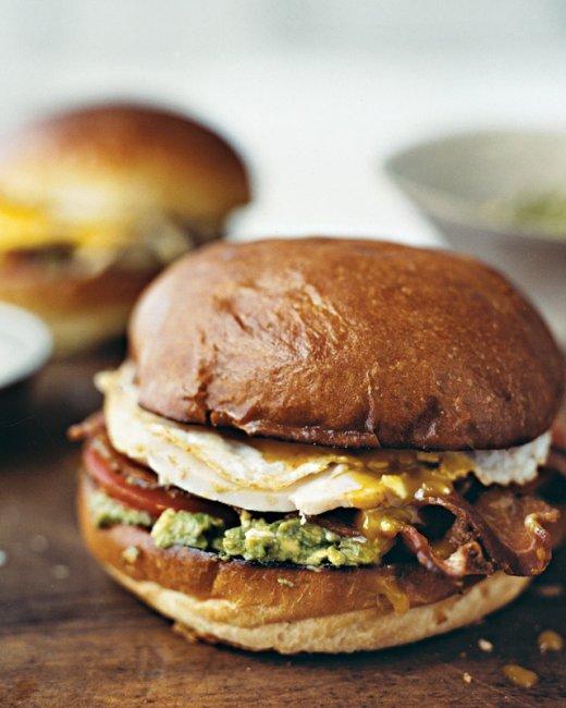 Turkey Cobb Sandwich Recipe