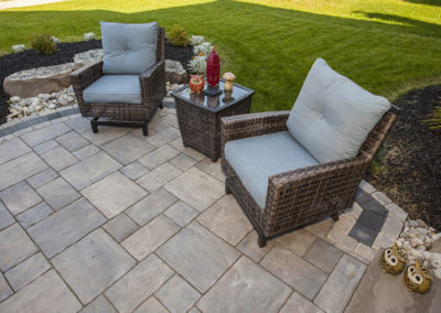Wooden Patio Deck Designs