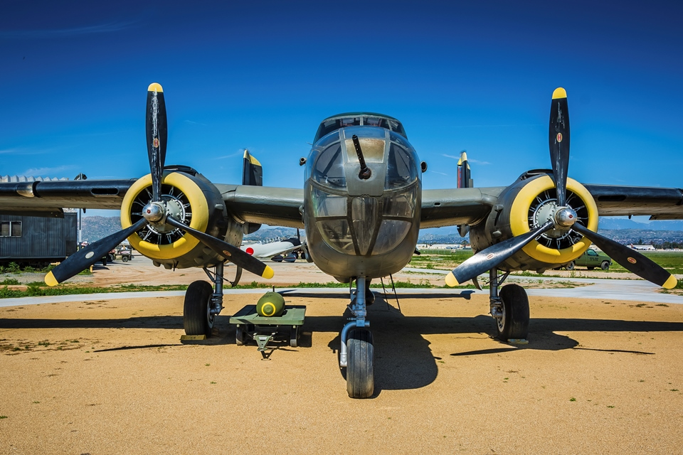 March Field Air Museum