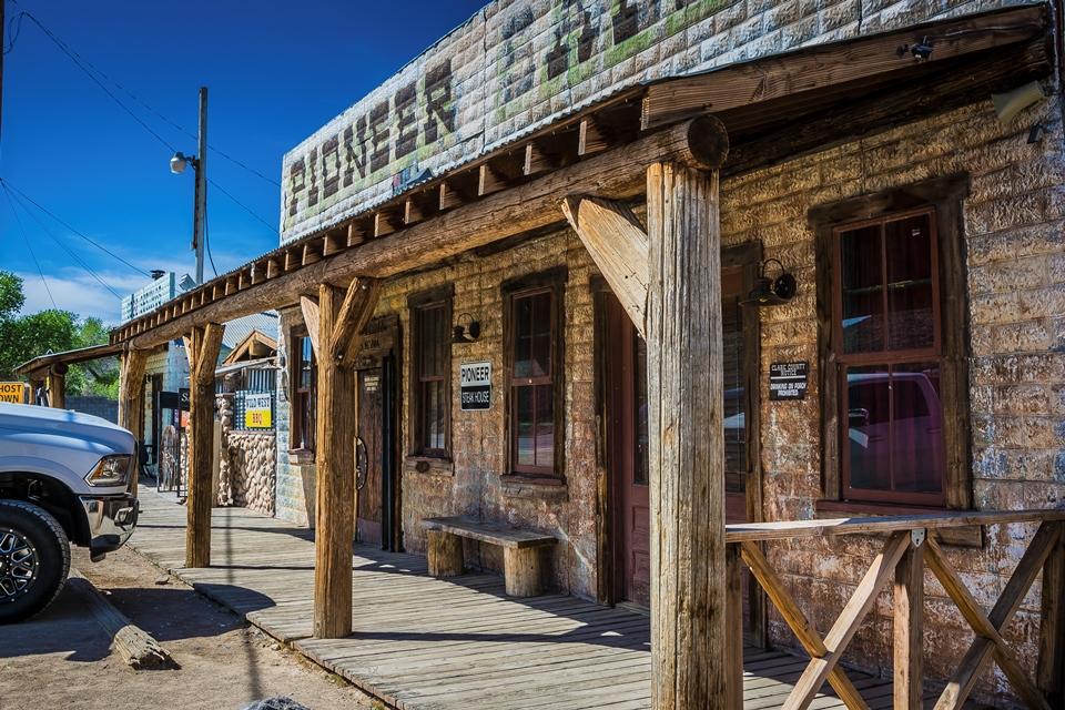 Pioneer Saloon