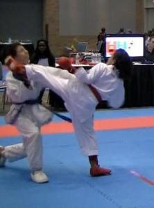 danny kicking