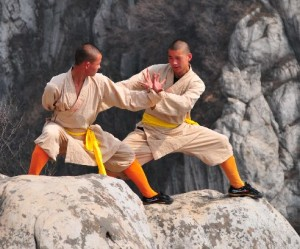 Inside China:  Secrets of the Kung Fu Temple