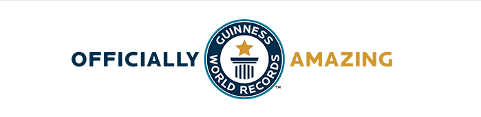 Source: Guinness World Records Official Site