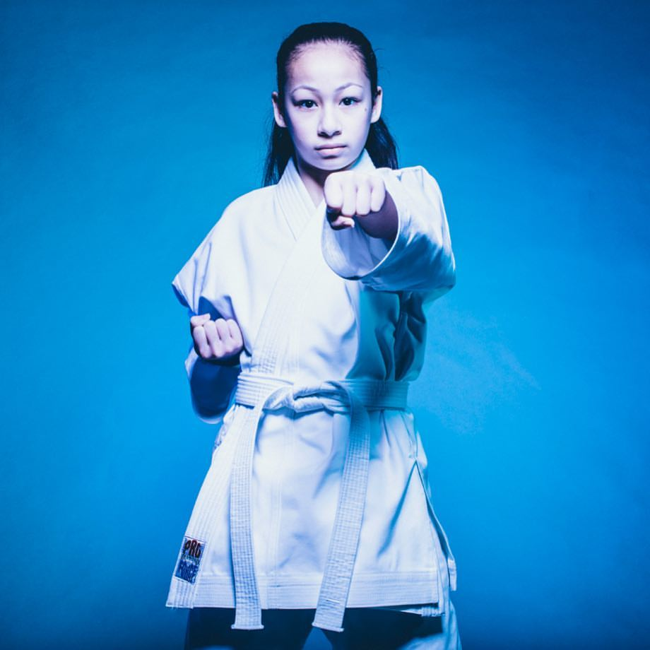 martial arts for girls