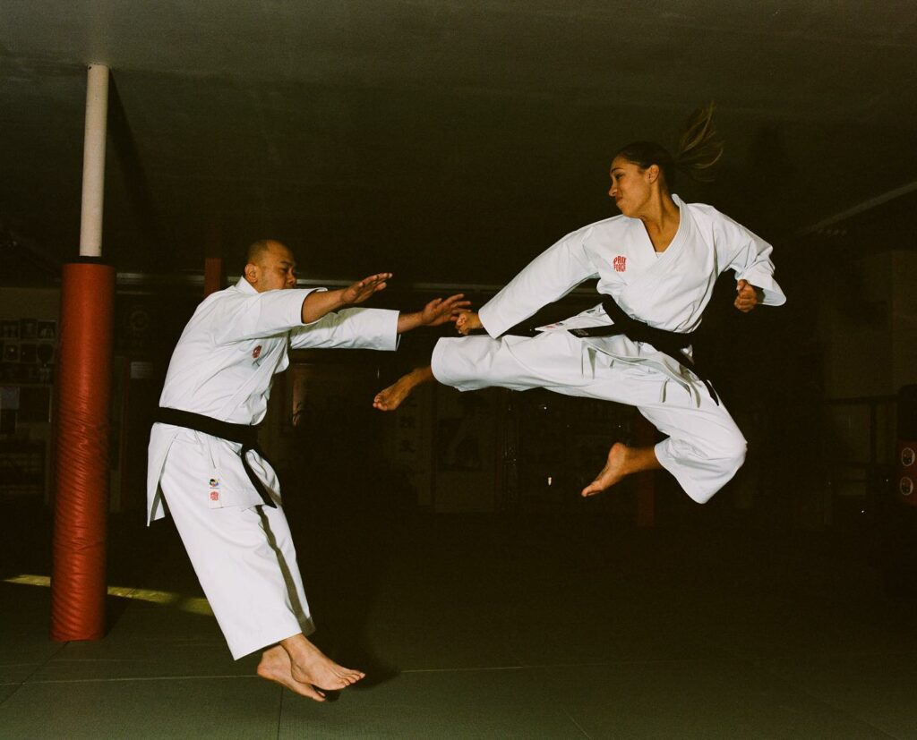 martial arts resolutions