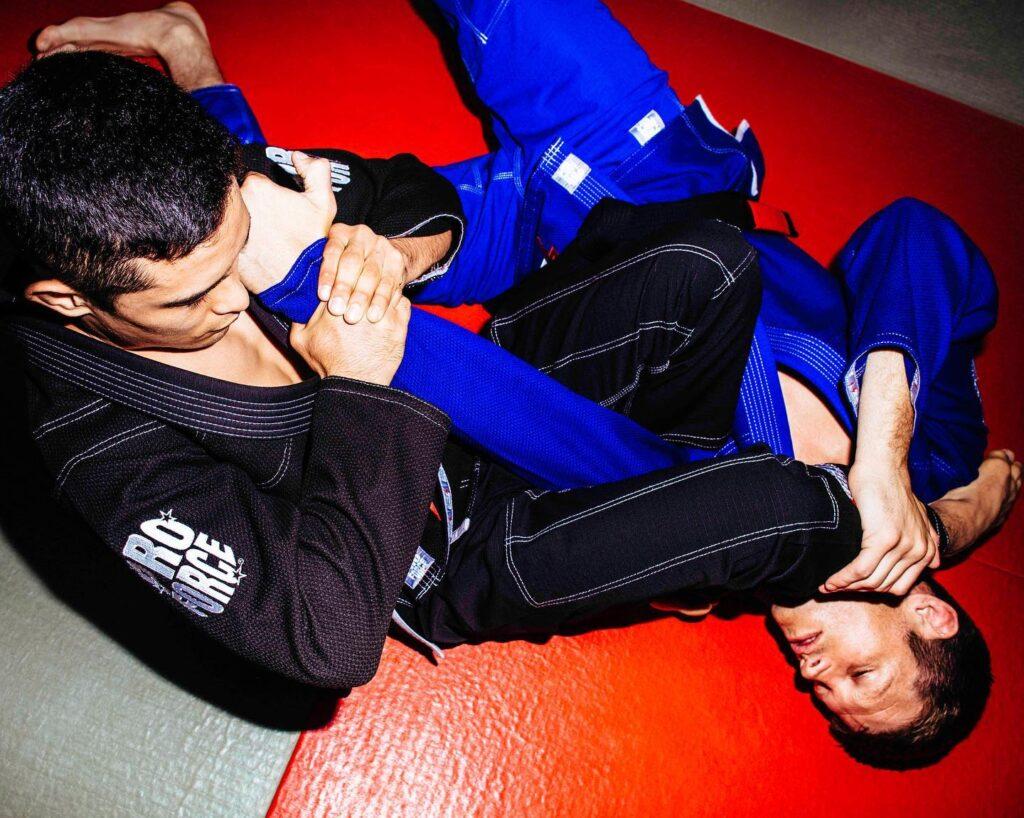martial arts hygiene