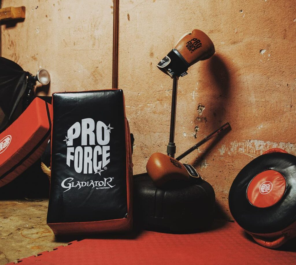 keeping your boxing gear fresh