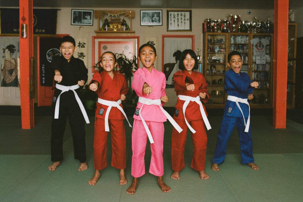 student karate uniforms