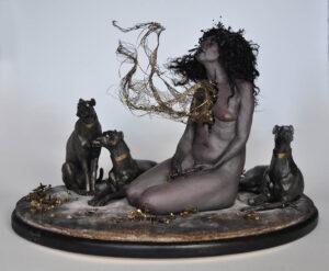 Jessica Dalva_Beautiful Bizarre 2019 Art prize Finalist