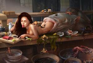 Leslie Lee_Beautiful Bizarre 2019 Art Prize Finalist